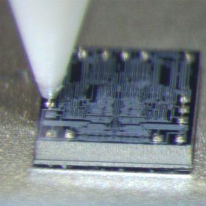 TPT Wire Bonder - Wire Bonder - Drahtbonder HB100 Bump Bonding