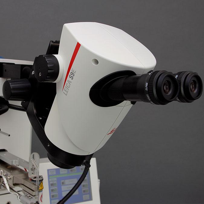 TPT Wire Bonder - Wire Bonder - Drahtbonder Diebonder Die Mikroskope Microscopes Leica S9E