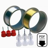 TPT Wire Bonder - Wire Bonder - Drahtbonder - Die Bonder - Bonddrähte und Bondwerkzeuge - Bond Wire and Bond Tools Standard Liste List