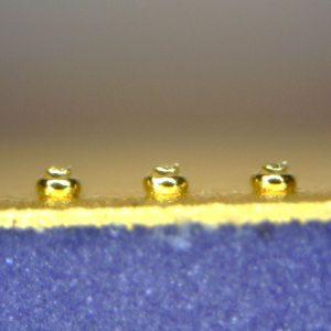 TPT Wire Bonder - Wire Bonder - Drahtbonder Diebonder Die Bonder Anwendungen Applications bump-bonden bump bonding flip-chip
