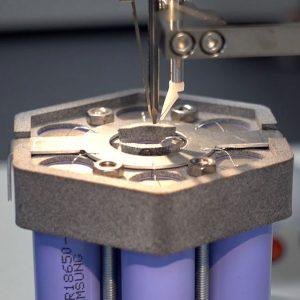 TPT Wire Bonder - Wire Bonder - Drahtbonder Diebonder Die Bonder Anwendungen Applications heavy wire bonding dickdraht bonden battery bonding batterien batterie bonden