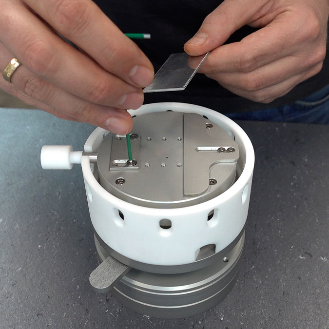 TPT Wire Bonder - Wire Bonder - Drahtbonder - Die Bonder Video Training Video Demonstration Video Tutorial Thumbnail