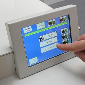 TPT Wire Bonder - Wire Bonder - Drahtbonder Touchscreen