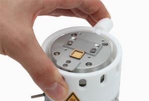 TPT Wire Bonder - Wire Bonder - Drahtbonder Diebonder Die Bonder Heiztische Heaterstages Mechanische Klemmung Vertical Clamp