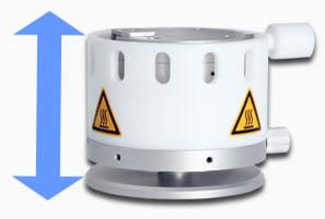 TPT Wire Bonder - Wire Bonder - Drahtbonder Diebonder Die Bonder Heiztische Heaterstages höhenverstellbar height adjustable